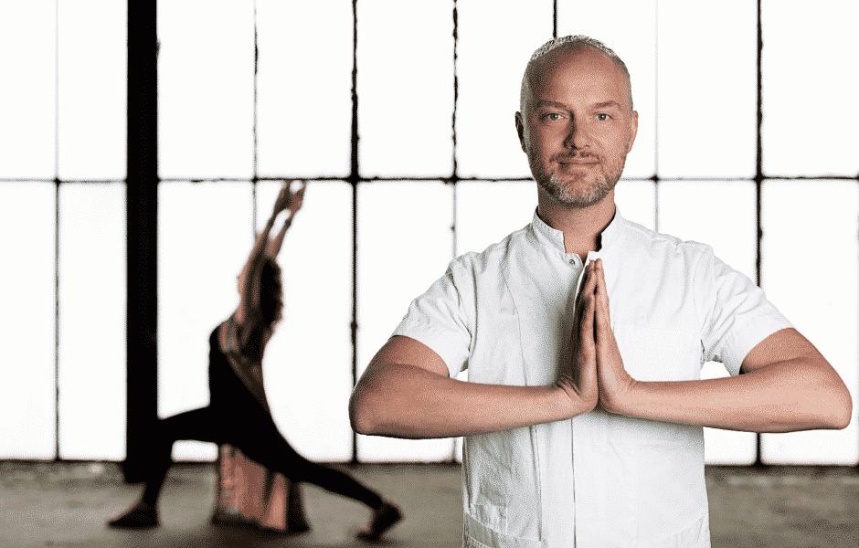 Yoga voor de zorg
